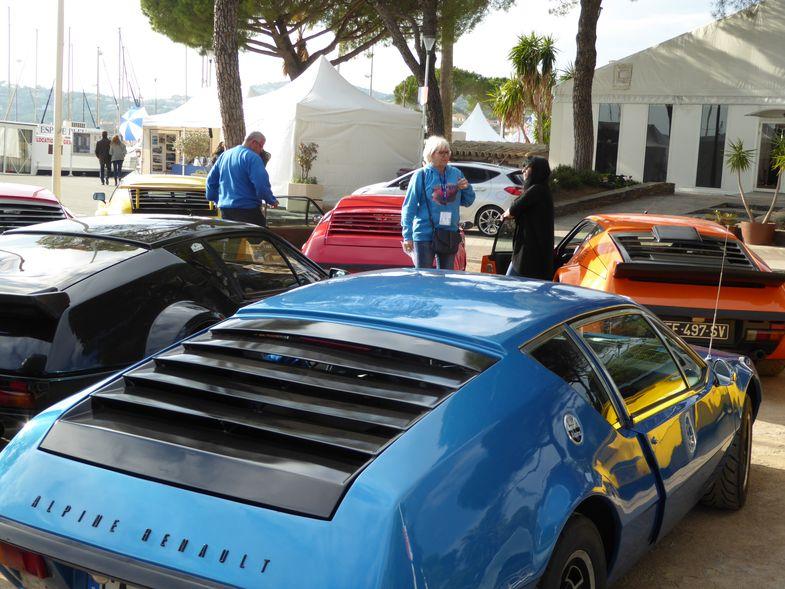 Au rallye du Var on a fêté les 40 ans de la victoire Alpine  P1050614