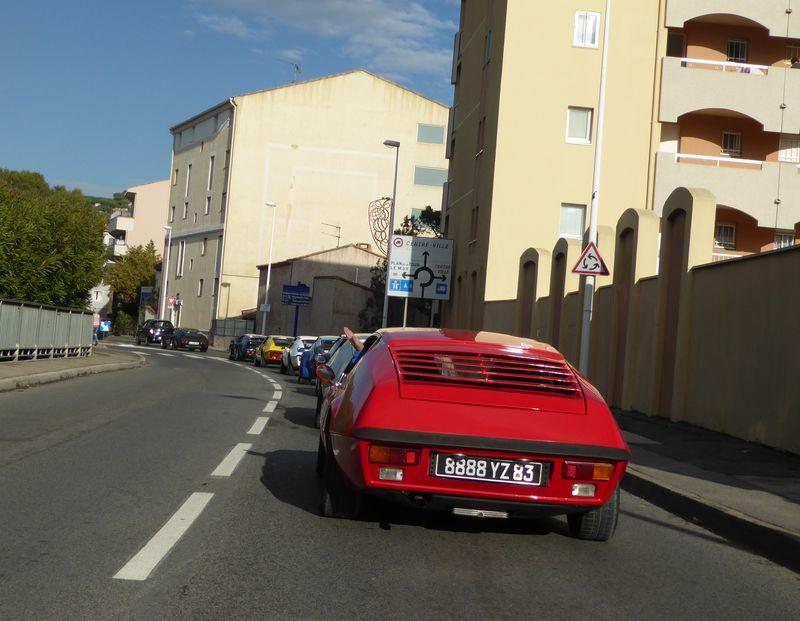 Au rallye du Var on a fêté les 40 ans de la victoire Alpine  P1050622