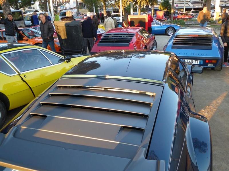 Au rallye du Var on a fêté les 40 ans de la victoire Alpine  P1050626