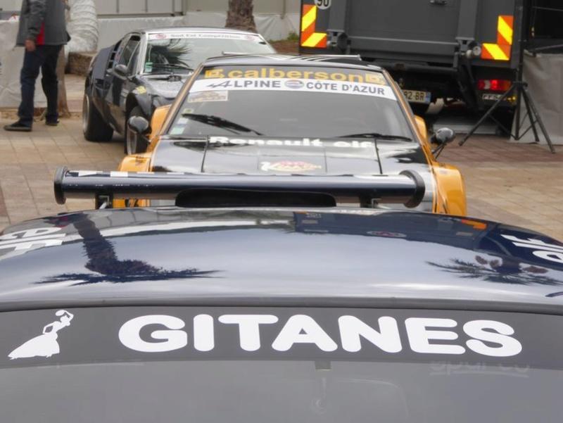 Au rallye du Var on a fêté les 40 ans de la victoire Alpine  P1050630