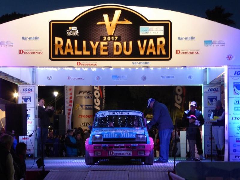 Au rallye du Var on a fêté les 40 ans de la victoire Alpine  P1050631