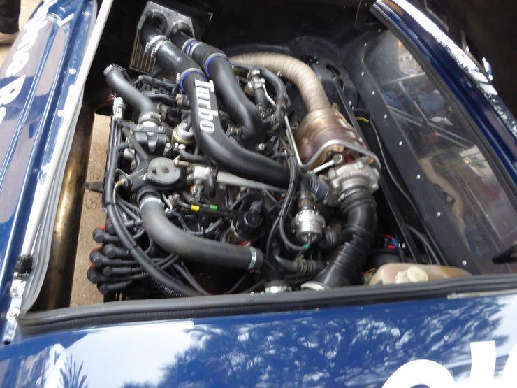 Au rallye du Var on a fêté les 40 ans de la victoire Alpine  P1050632