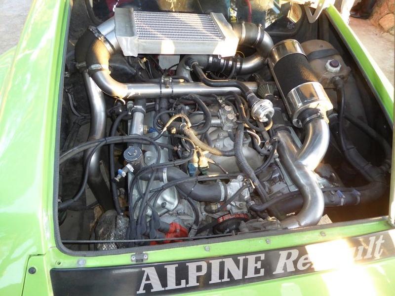 Au rallye du Var on a fêté les 40 ans de la victoire Alpine  P1050633