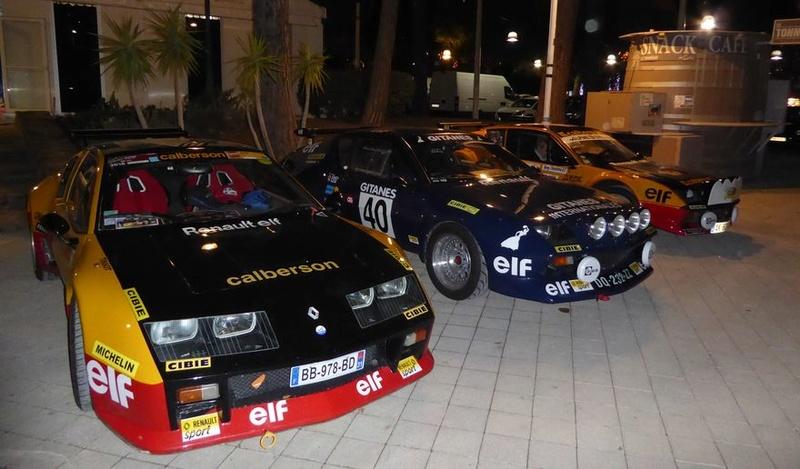 Au rallye du Var on a fêté les 40 ans de la victoire Alpine  P1050710
