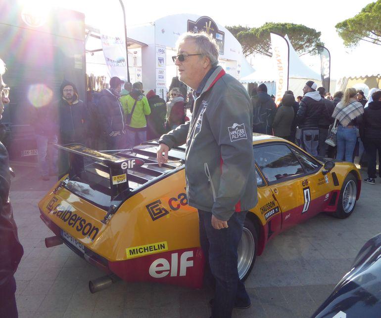 Au rallye du Var on a fêté les 40 ans de la victoire Alpine  P1050713
