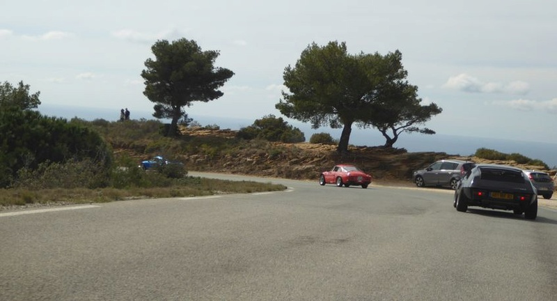 Dimanche dernier entre Marseille et la Ciotat P1060213