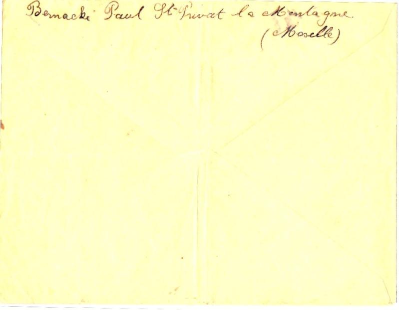 1940 Lettre d'Alsace à un prisonnier dans l'Yonne 1940_l11