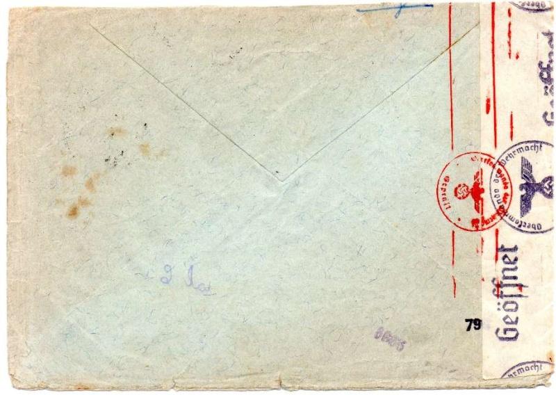 1941 Algerie - Alexandrie via le Levant 1941_a11