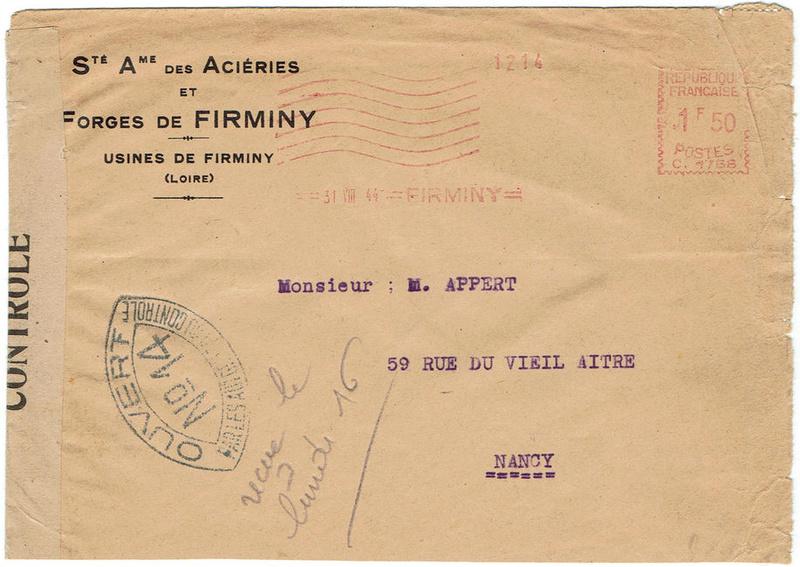 1944 censure N°14 à Saint-Etienne ? 1944_c14