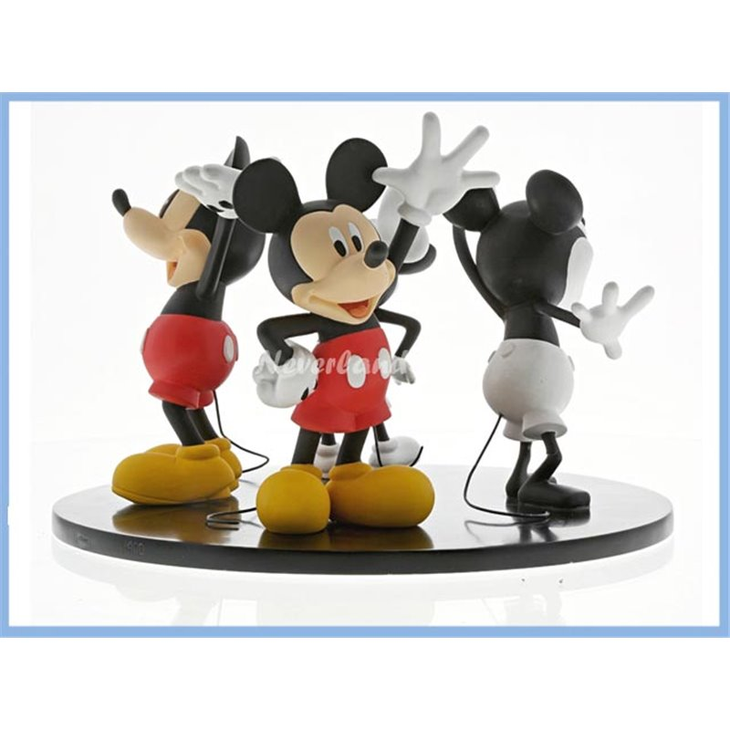Mickey et ses amis  - Page 8 Evolut10