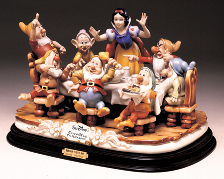 [Collection] Disney Capodimonte Sculptures Lzd-5310