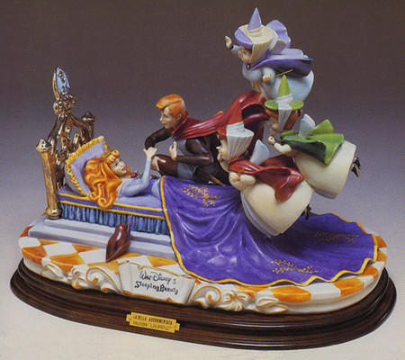 [Collection] Disney Capodimonte Sculptures Lzd-6310
