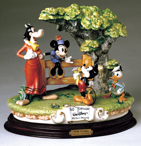 [Collection] Disney Capodimonte Sculptures Lzd-6710