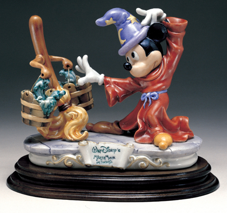 [Collection] Disney Capodimonte Sculptures Lzd-6711