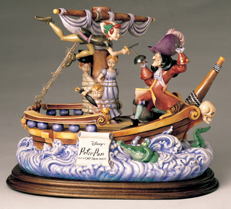 [Collection] Disney Capodimonte Sculptures Lzd-6910