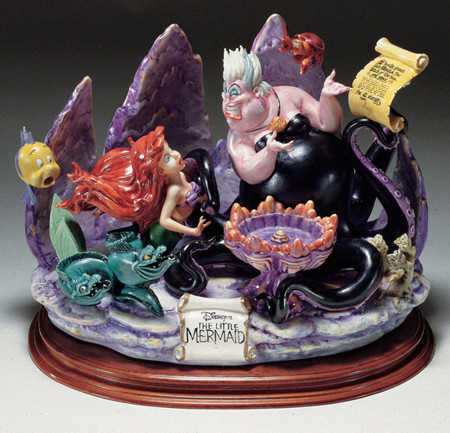 [Collection] Disney Capodimonte Sculptures Lzd-7310