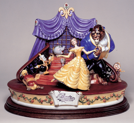 [Collection] Disney Capodimonte Sculptures Lzd-7610