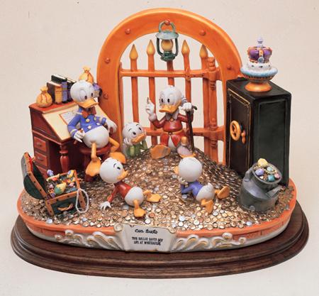 [Collection] Disney Capodimonte Sculptures Lzd-7810