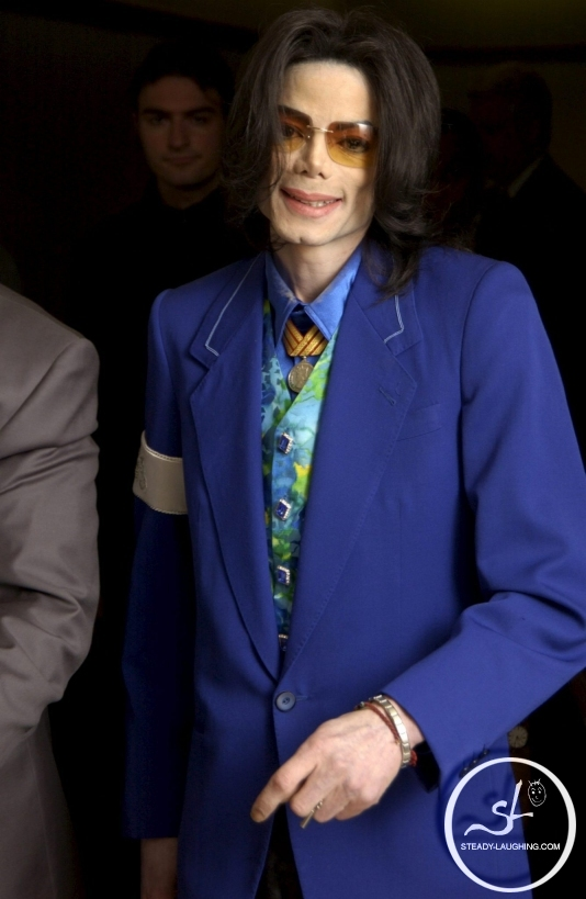 Foto di Michael con abiti eleganti Giacca11