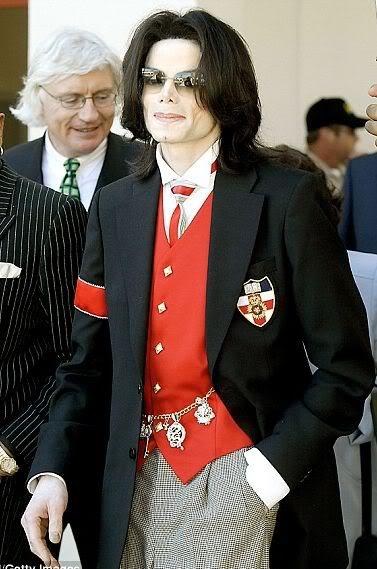Foto di Michael con abiti eleganti Gilet_10