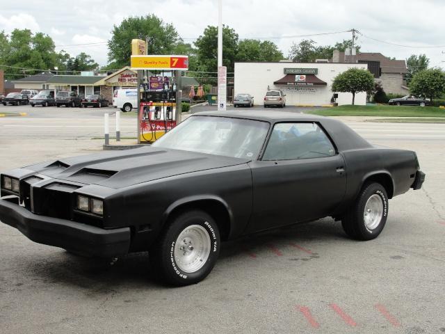 Got the hood/bumpers on!! Dsc00411