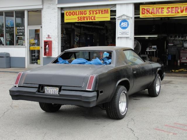Got the hood/bumpers on!! Dsc00413