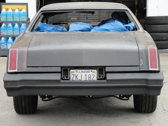 Got the hood/bumpers on!! Dsc00414
