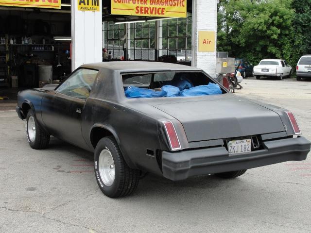 Got the hood/bumpers on!! Dsc00415