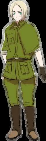 Charakter der Figur - Richard Feliks10