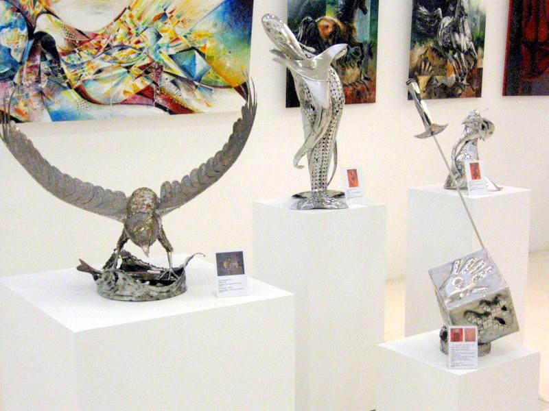 Les sorties de l'atelier sculpture Tat_0410