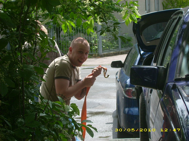 Bauarbeiten am Ascona *** Update 2011 - Käfig , Leder..*** - Seite 2 Dsci2614