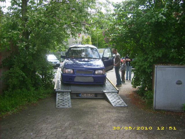 Bauarbeiten am Ascona *** Update 2011 - Käfig , Leder..*** - Seite 2 Dsci2616