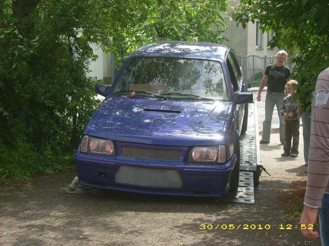 Bauarbeiten am Ascona *** Update 2011 - Käfig , Leder..*** - Seite 2 Dsci2619