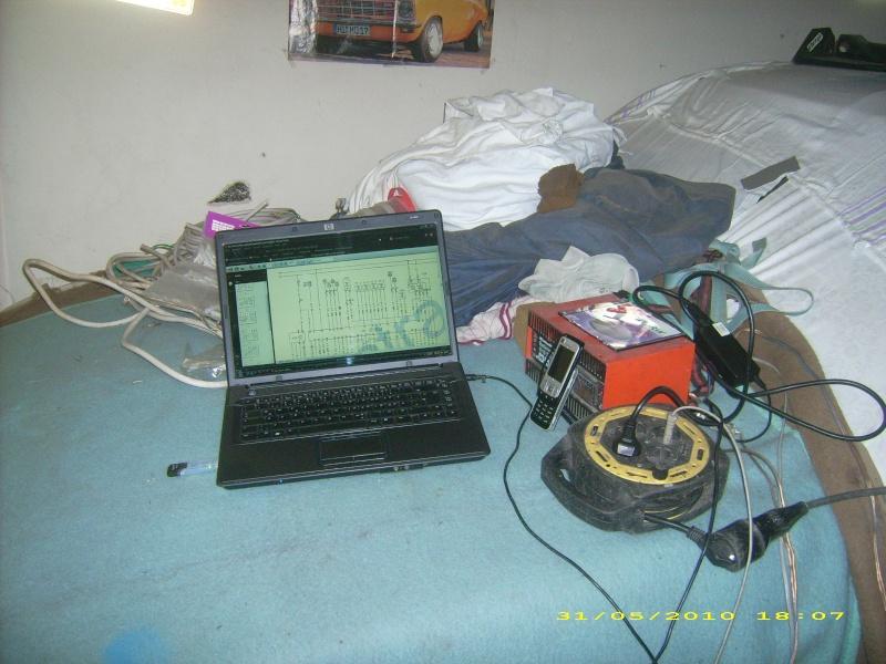 Bauarbeiten am Ascona *** Update 2011 - Käfig , Leder..*** - Seite 2 Dsci2638