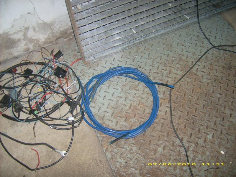 Bauarbeiten am Ascona *** Update 2011 - Käfig , Leder..*** - Seite 2 Dsci2716