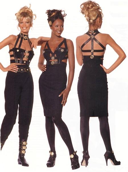 Naomi Campbell,evolution. 11on010