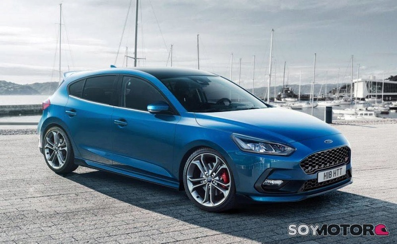 2018 - [Ford] Focus IV - Page 6 23511410