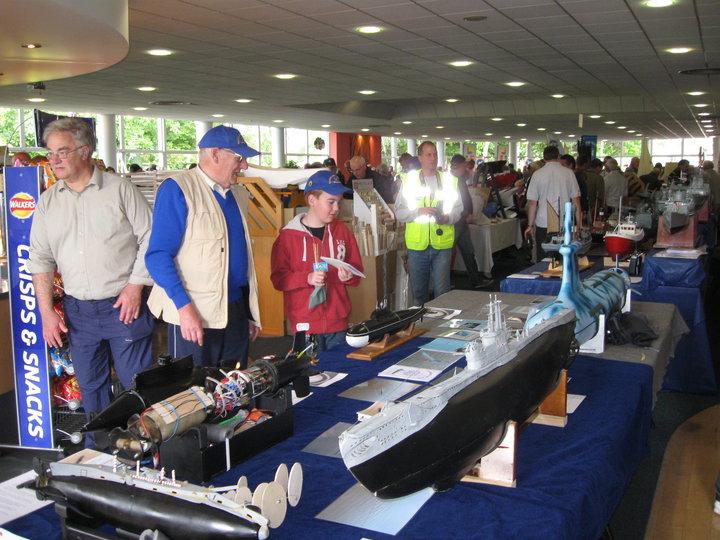 The AMS at Warrington. 41023_11