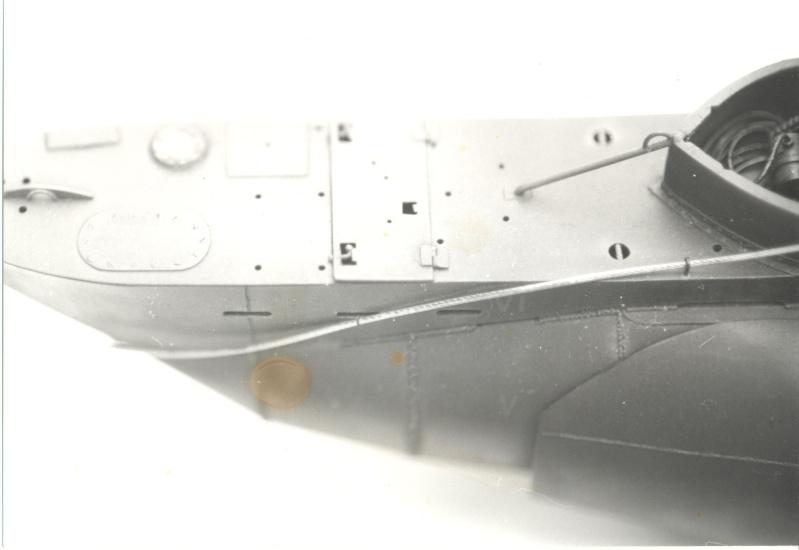 Tom Andrews' award winning X craft 510
