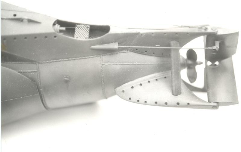Tom Andrews' award winning X craft 610