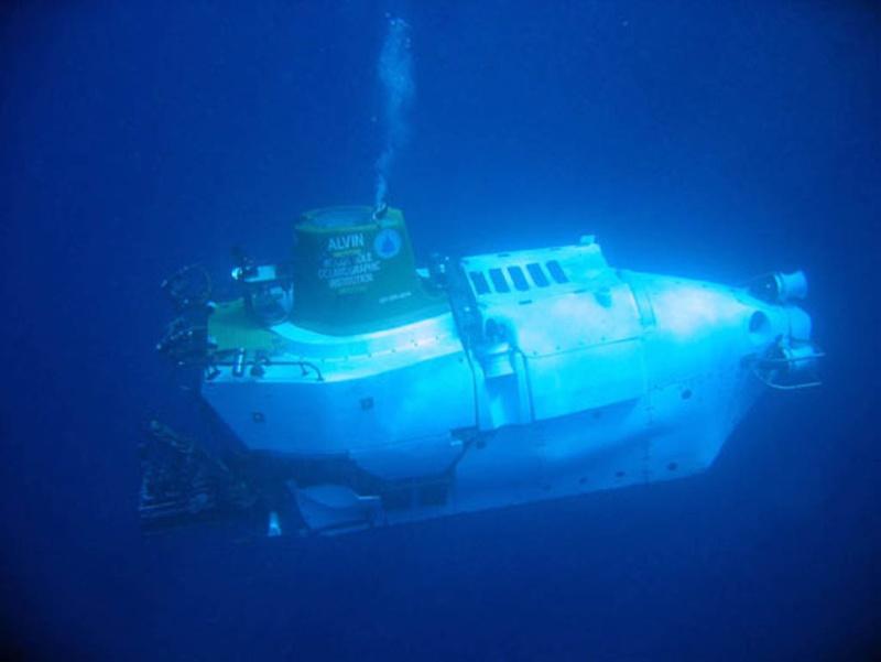 ALVIN submersible Alvin10