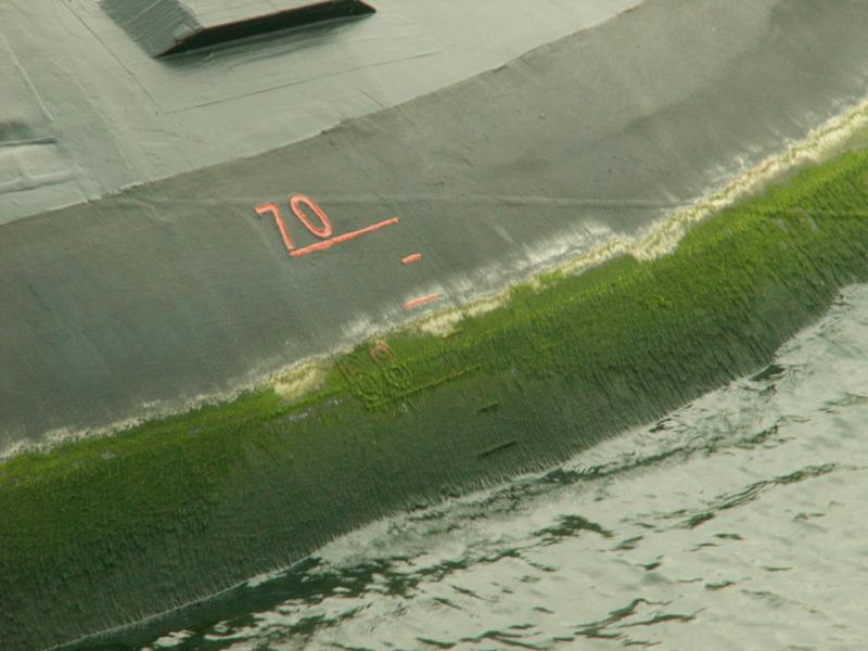 Nice weathering detail. Boat_z10