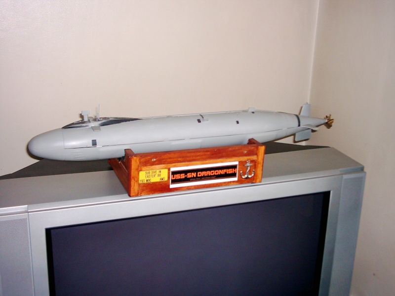 The USS-SN Dragonfish... Dsci0053