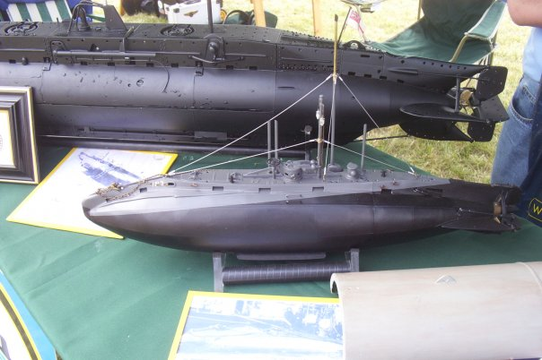 Subs built by AMS members N7021610