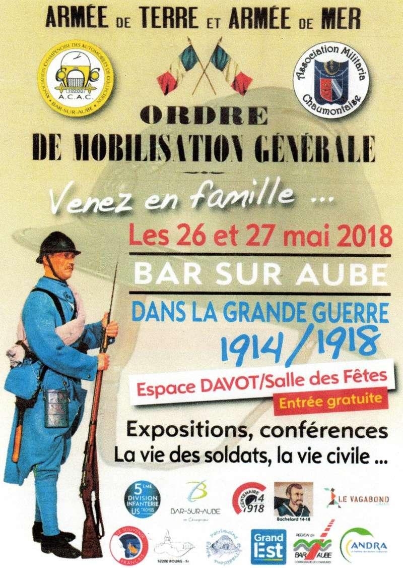 Reconstitution Bar sur Aube 26 et 27 mai 2018 - Page 2 Img48410