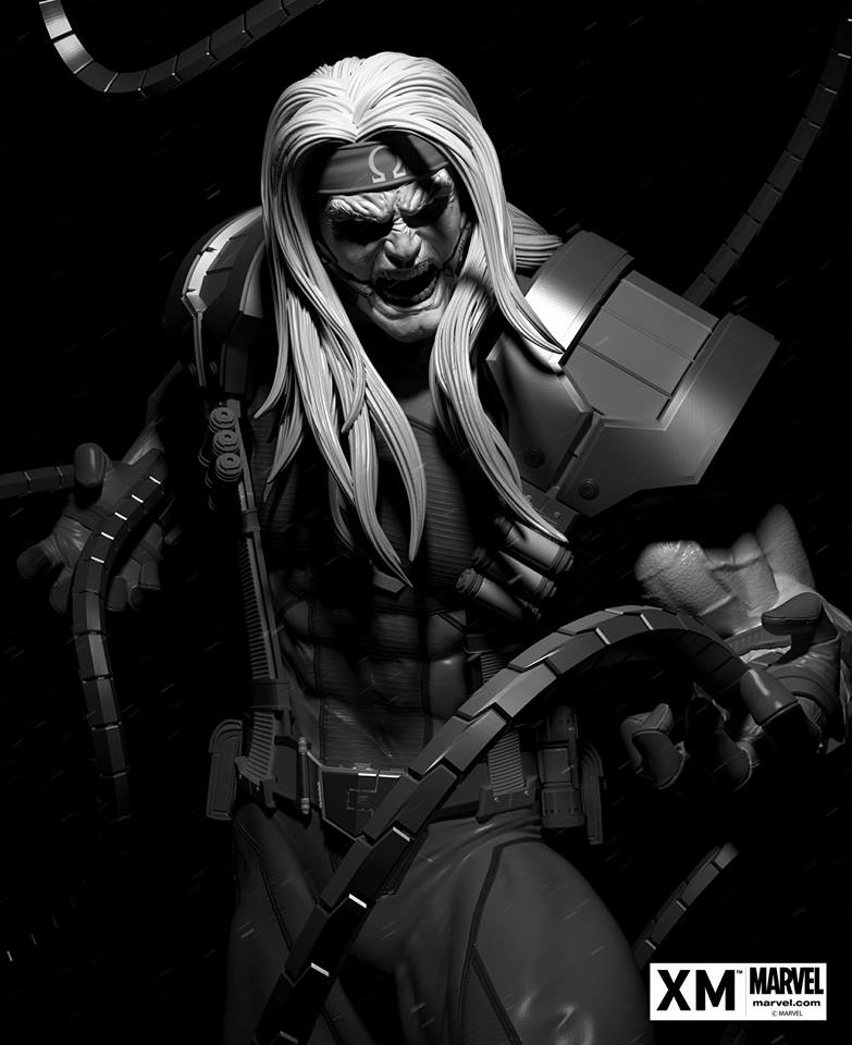 Premium Collectibles : Omega Red - Comics version** 26219610