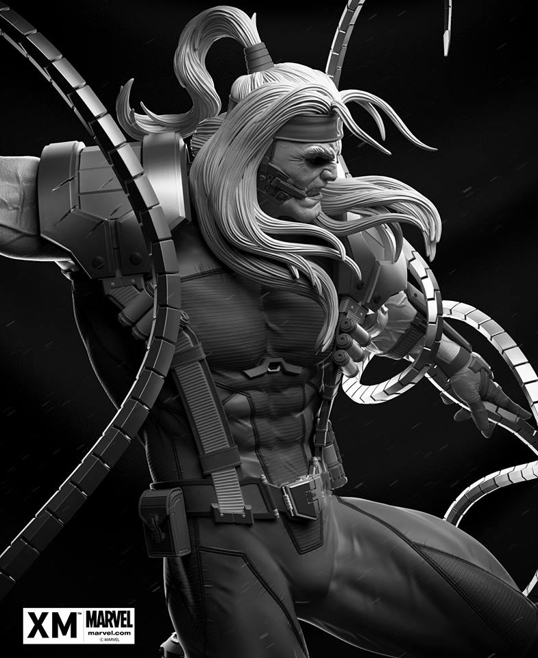 Premium Collectibles : Omega Red - Comics version** 26734210
