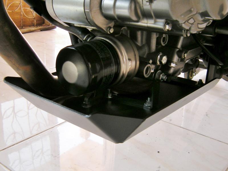 Choix sabot moteur Hepco10