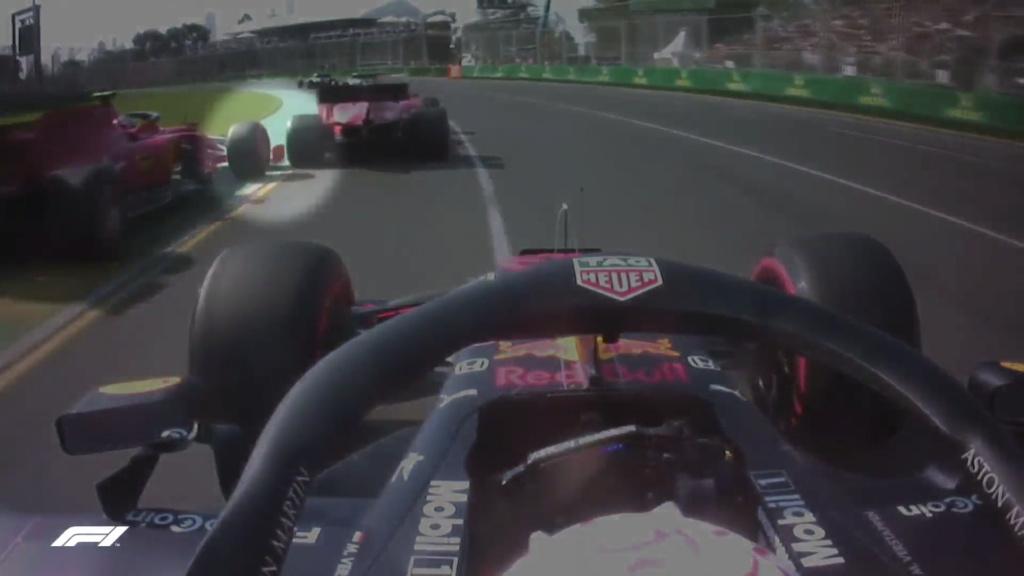 FORMULA 1 ROLEX AUSTRALIAN GRAND PRIX 2019 - Page 27 Vettel11