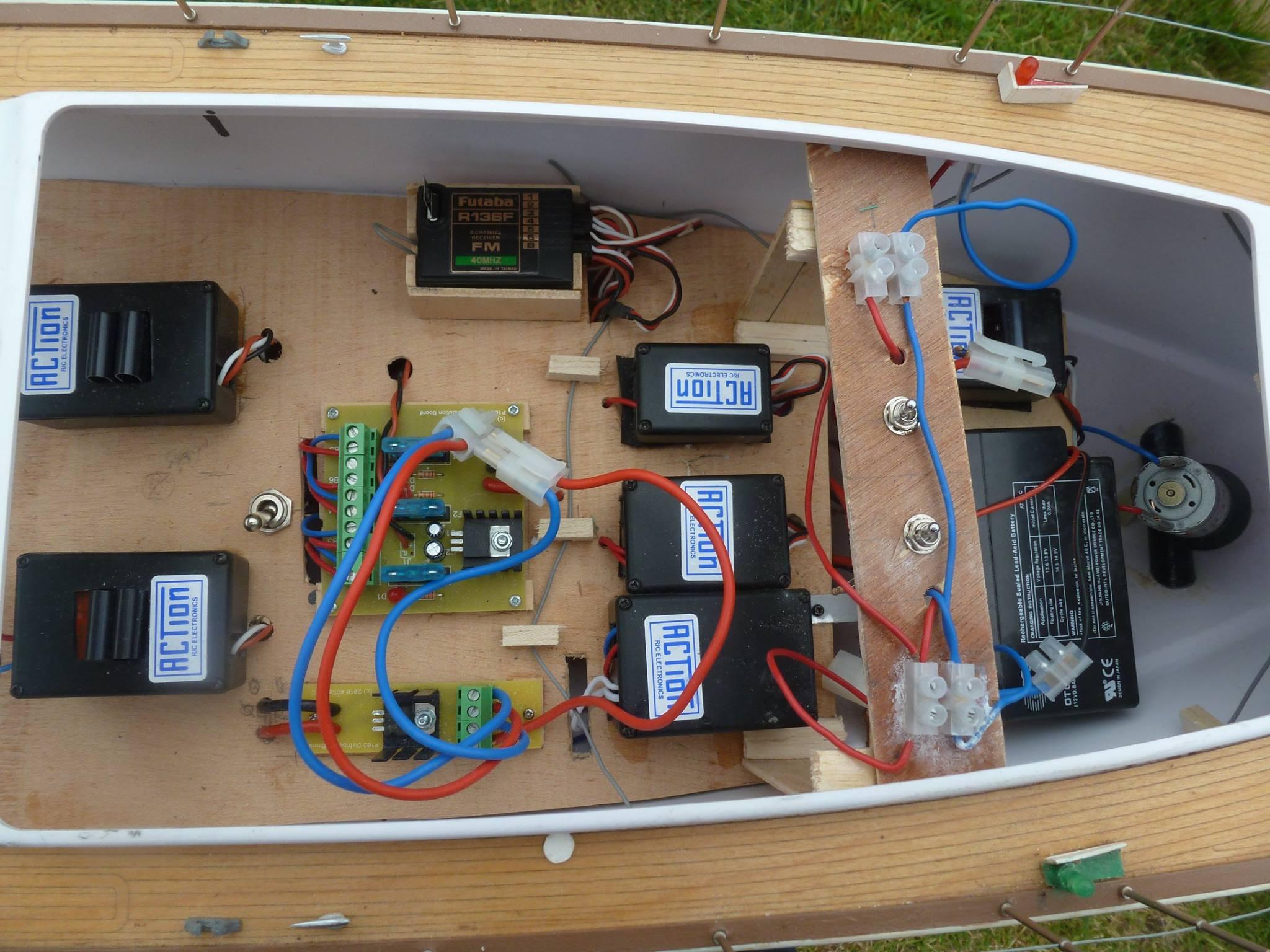 Action electrics 34092210